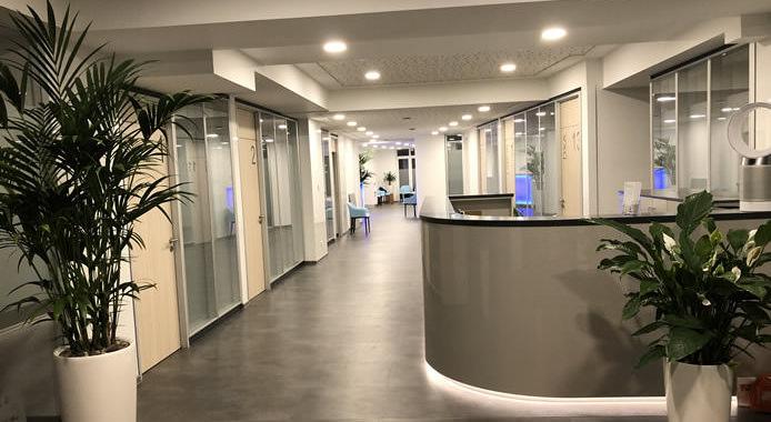 Neuer Standort unserer Praxis in Brühl