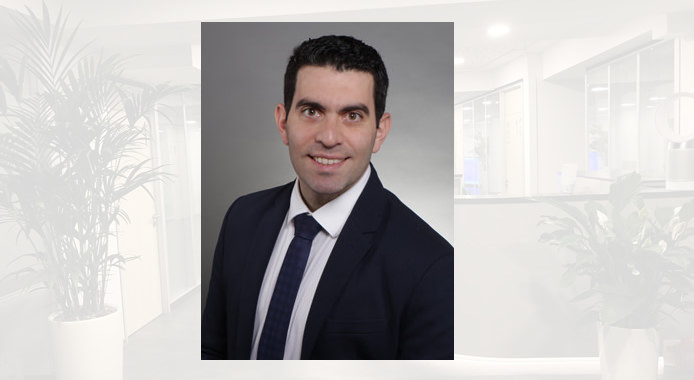 Neuer Facharzt: Dr. Georgios Dadinos